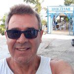 Eric le boss du club de plongée de Bateliere